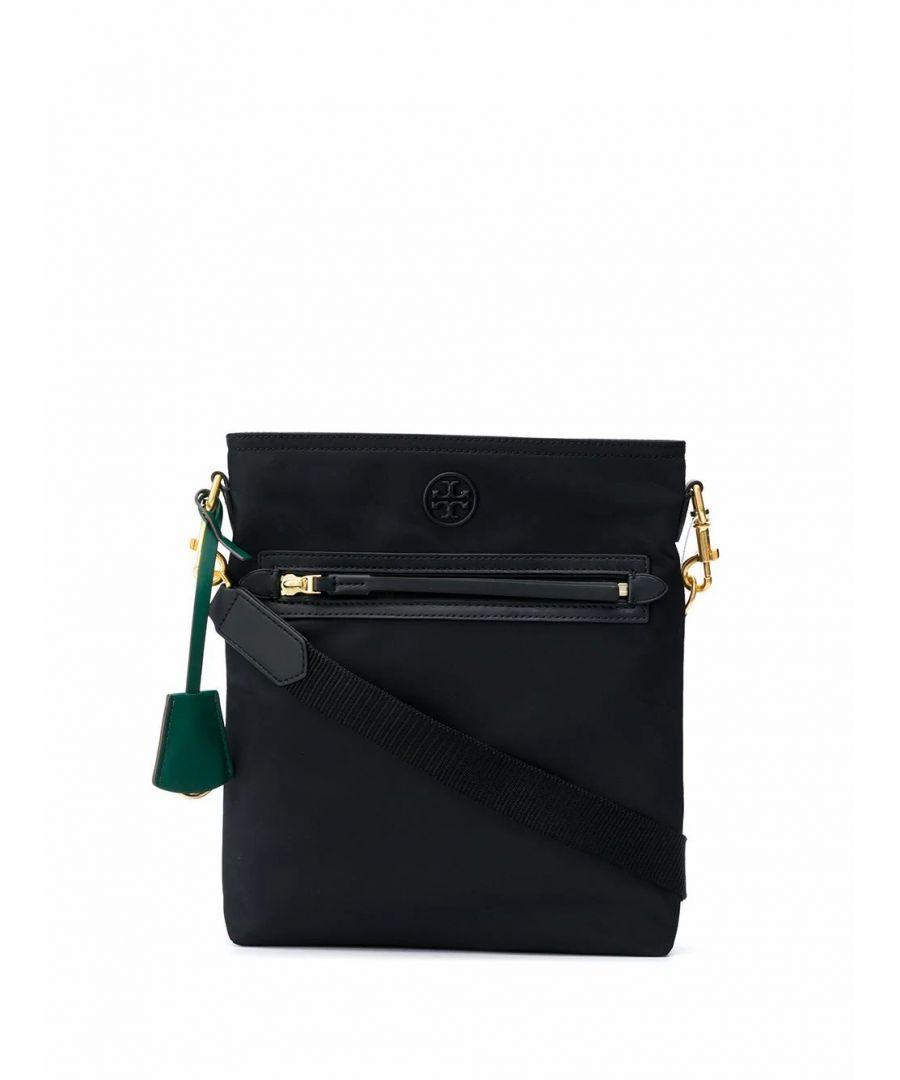 Image for TORY BURCH WOMEN'S 74465001 BLACK POLYESTER SHOULDER BAG