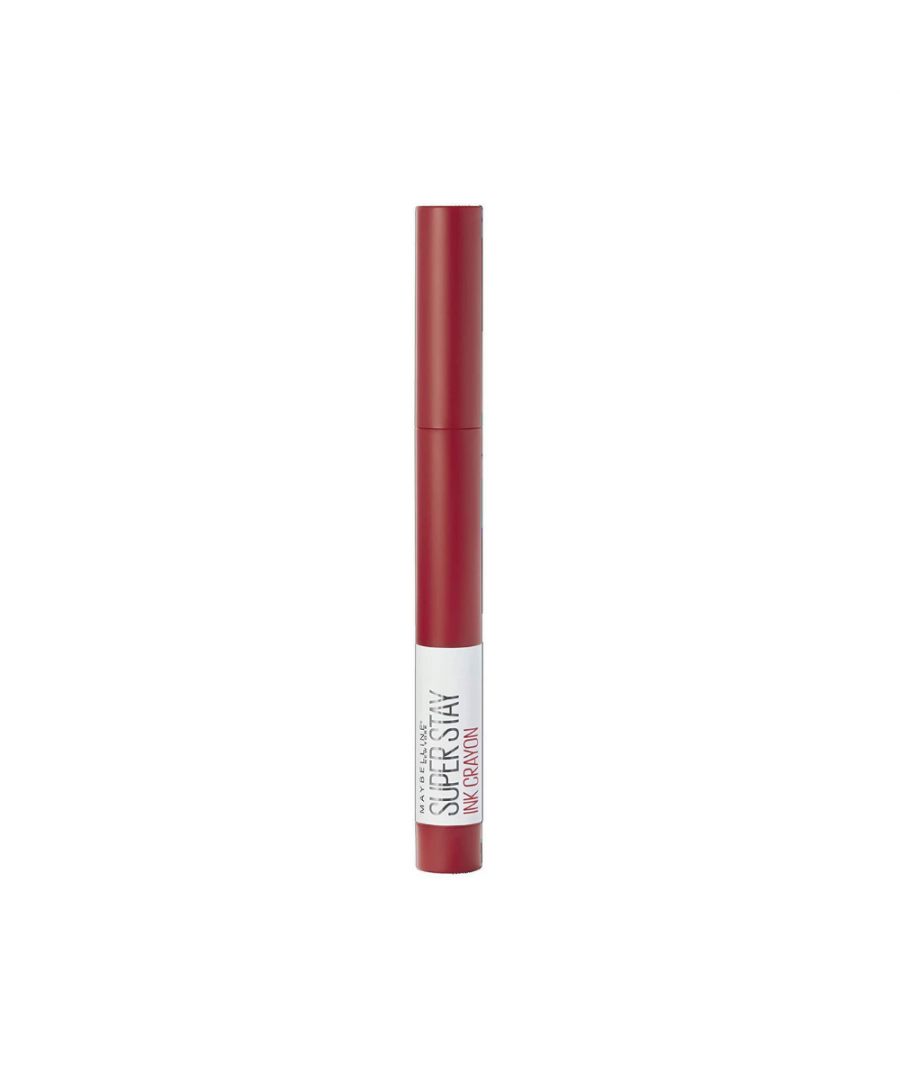 Image for Maybelline New York Superstay Ink Crayon - 45 Treat Yourself