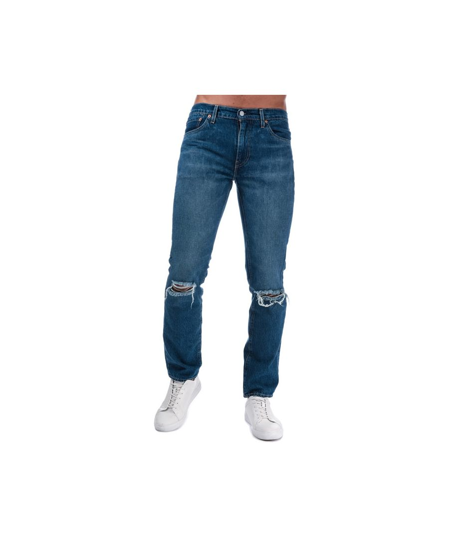 Image for Men's Levis 511 Slim Jeans in Denim