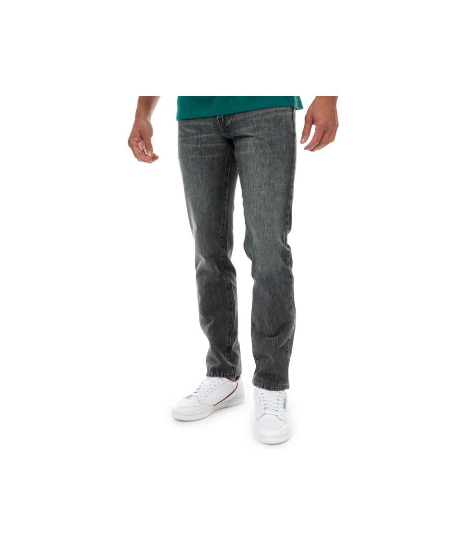 Image for Men's Levis 511 Cat Mask Cool Slim Jeans in Denim
