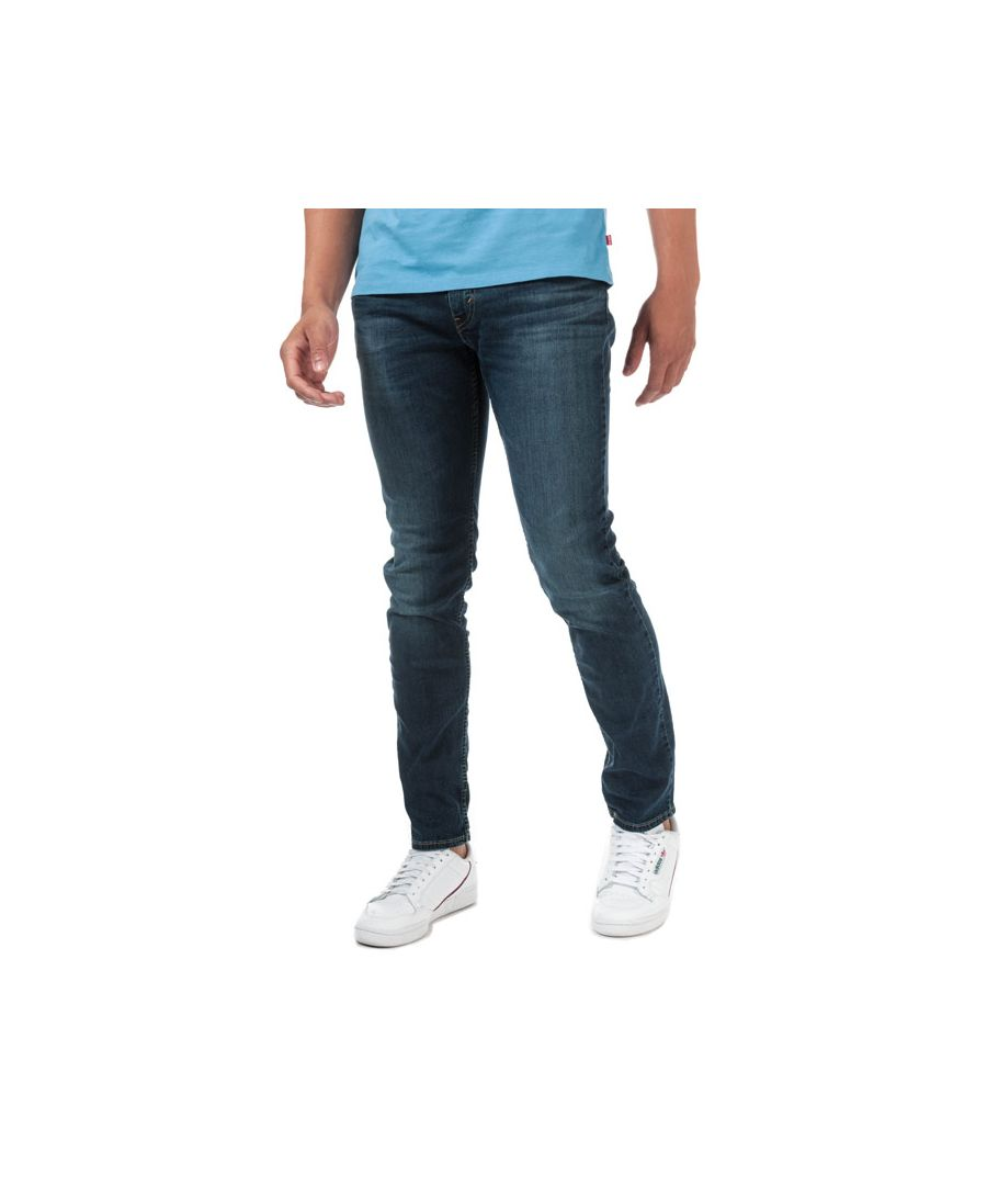 Image for Men's Levis 511 Slim Swanee Ship Cool Jeans in Denim