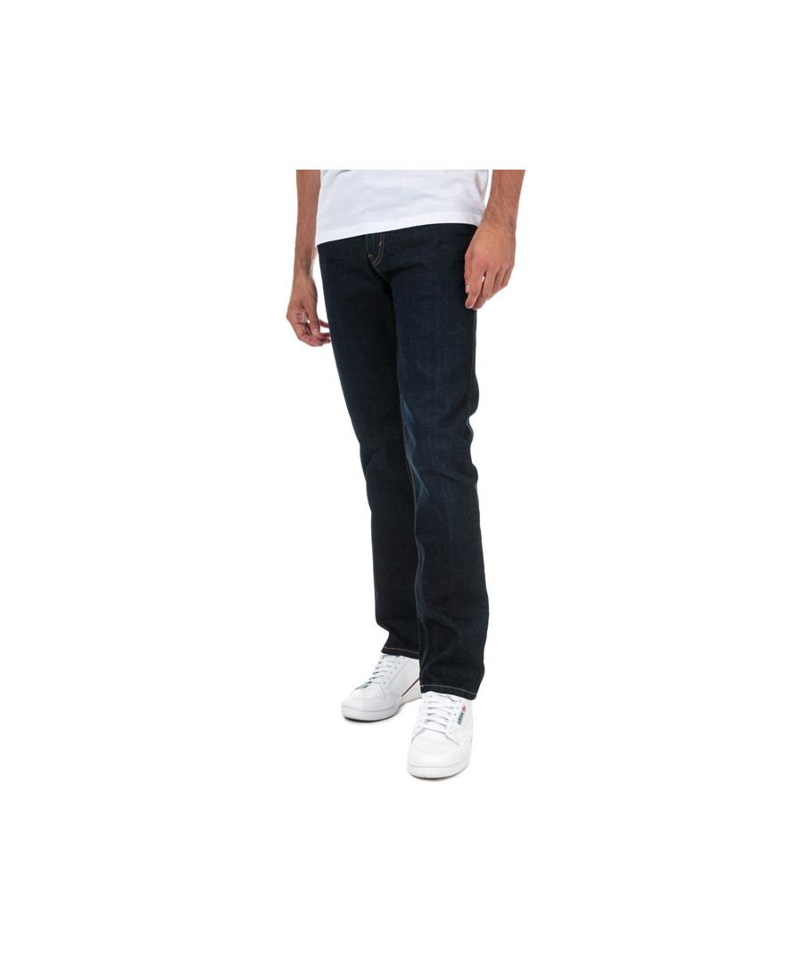 Image for Men's Levis 511 Dark Hollow Slim Jeans in Denim
