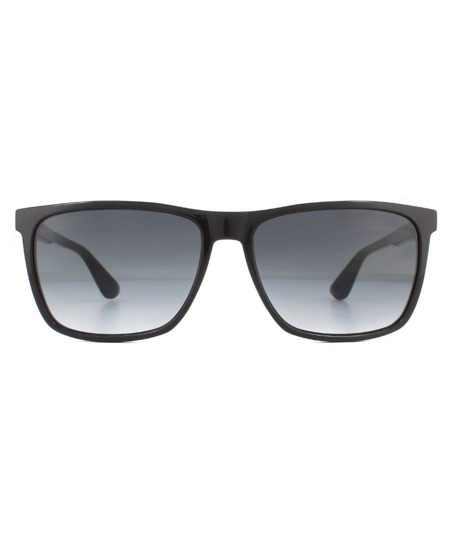 Image for Tommy Hilfiger Sunglasses TH 1547/S 807 9O Black Dark Grey Gradient