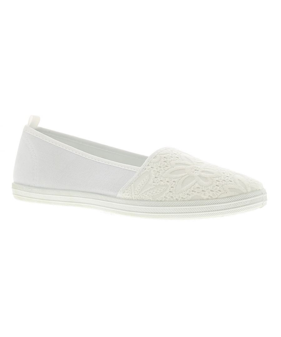 Image for Comfort Plus  Womens Ladies Shoes White