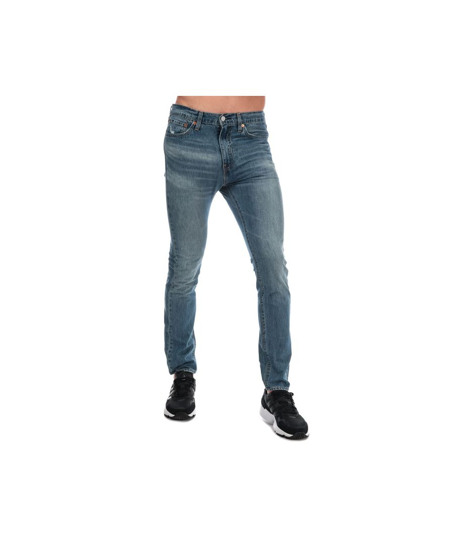 Image for Men's Levis 510 Skinny Fit Jeans in Dark Blue