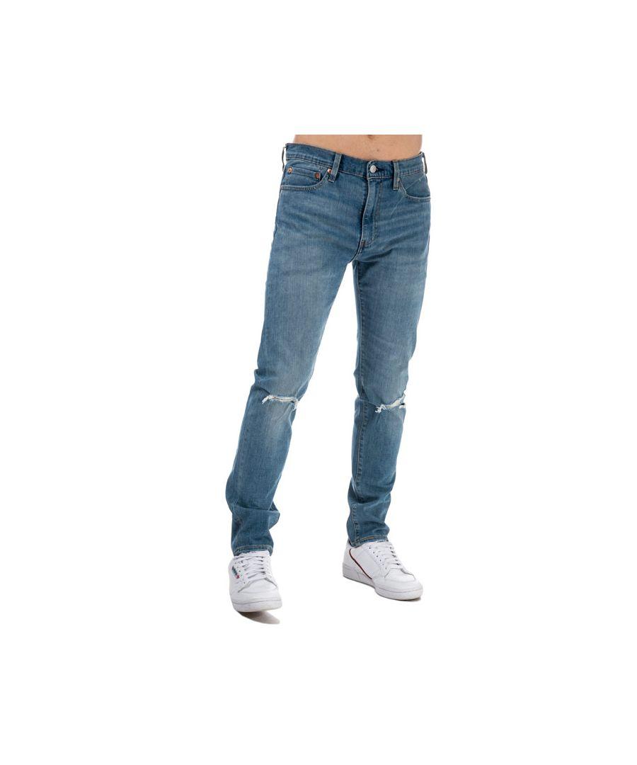 Image for Men's Levi's 510 Skinny Fit Jeans In Denim