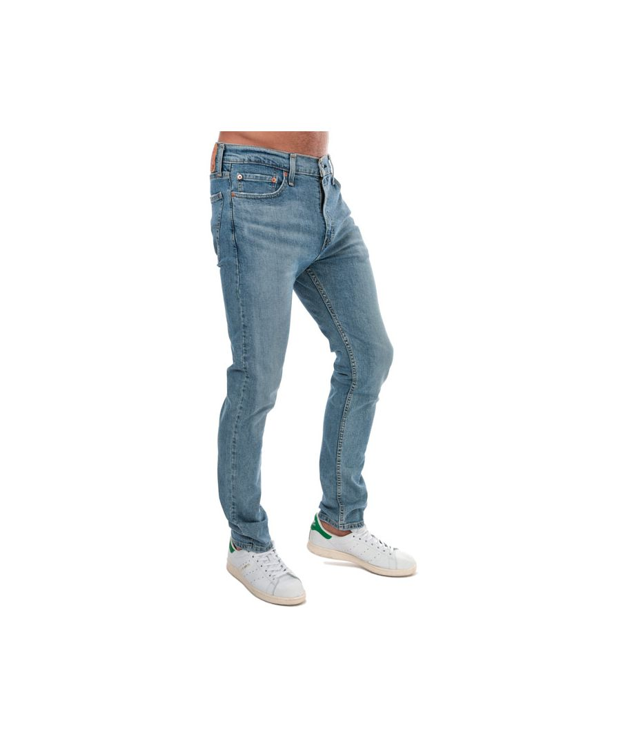 Image for Men's Levis 510 Florentine Bridge Skinny Jeans in Denim