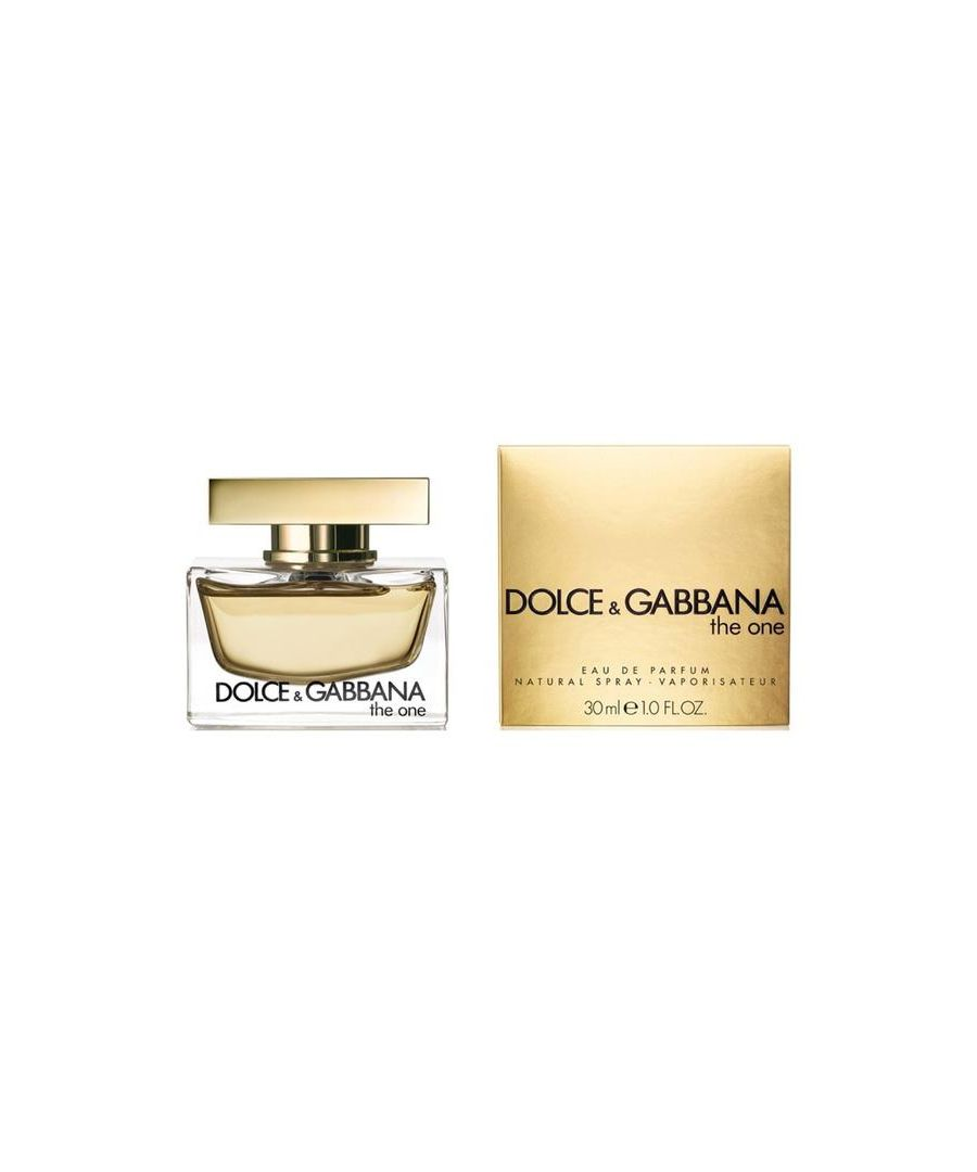 Image for Dolce & Gabbana The One Perfume For Women 30ml