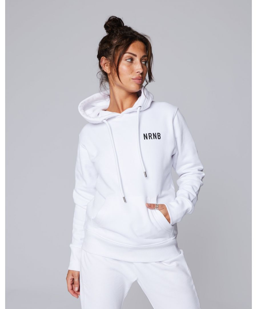 Image for Women's Stealth Hoodie in White