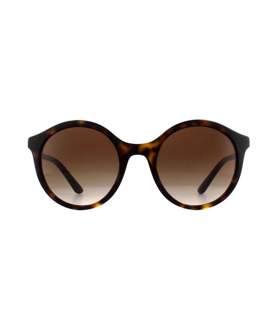 Image for Dolce & Gabbana Sunglasses DG4358 502/13 Havana Brown Gradient