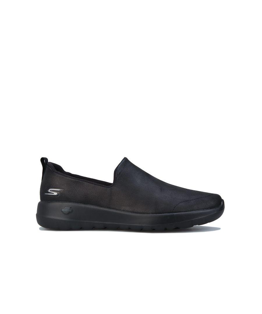 Image for Women's Skechers Go Walk Joy Thrilled Shoes In Black