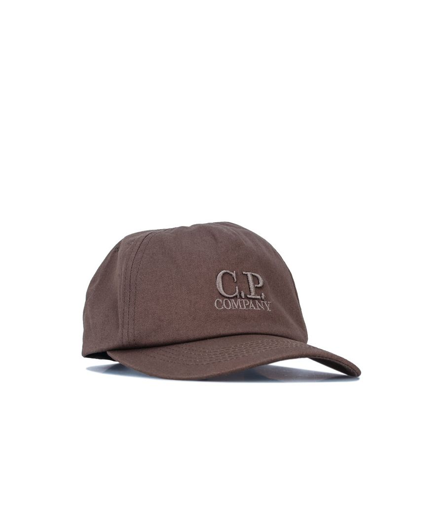 Image for Accessories C.P. Company Gabardine Cap in Green