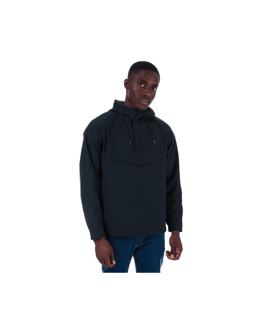 Image for Men's C.P. Company CP Medium Overhead Shell Jacket in Navy