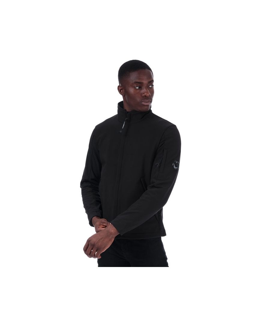 Image for Men's C.P. Company CP Short Shell Jacket in Black