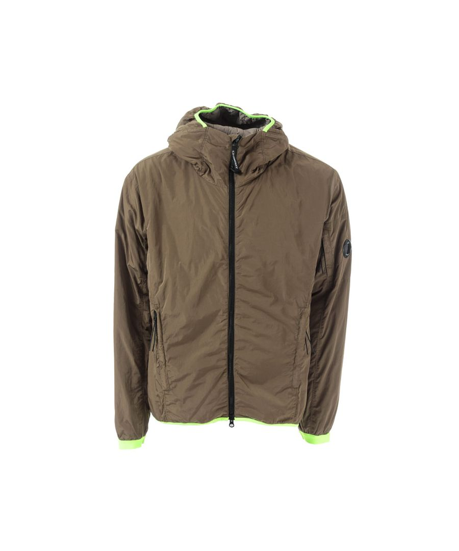 Image for Men's C.P. Company Chrome Medium Jacket in Green