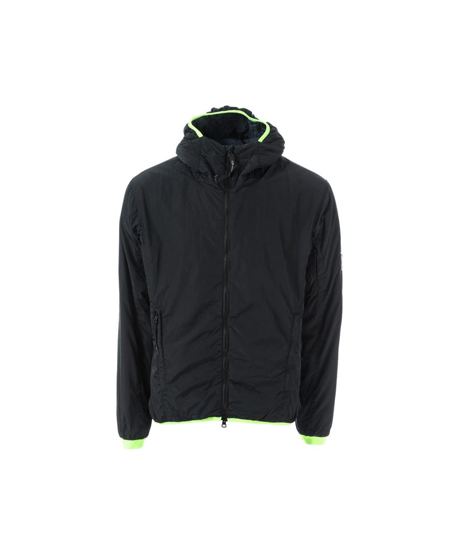Image for Men's C.P. Company Chrome Medium Jacket in Navy