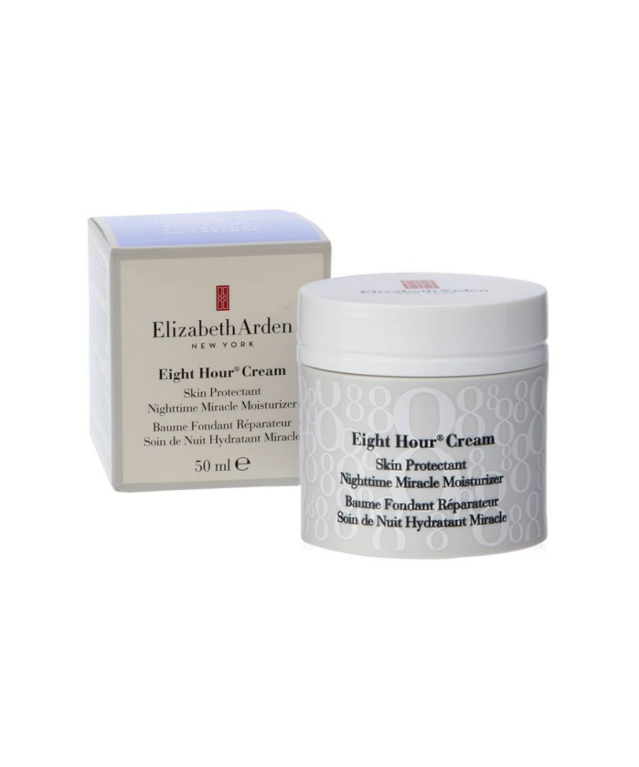 Image for Elizabeth Arden Eight Hour® Cream Skin Protectant Nighttime Miracle Moisturiser
