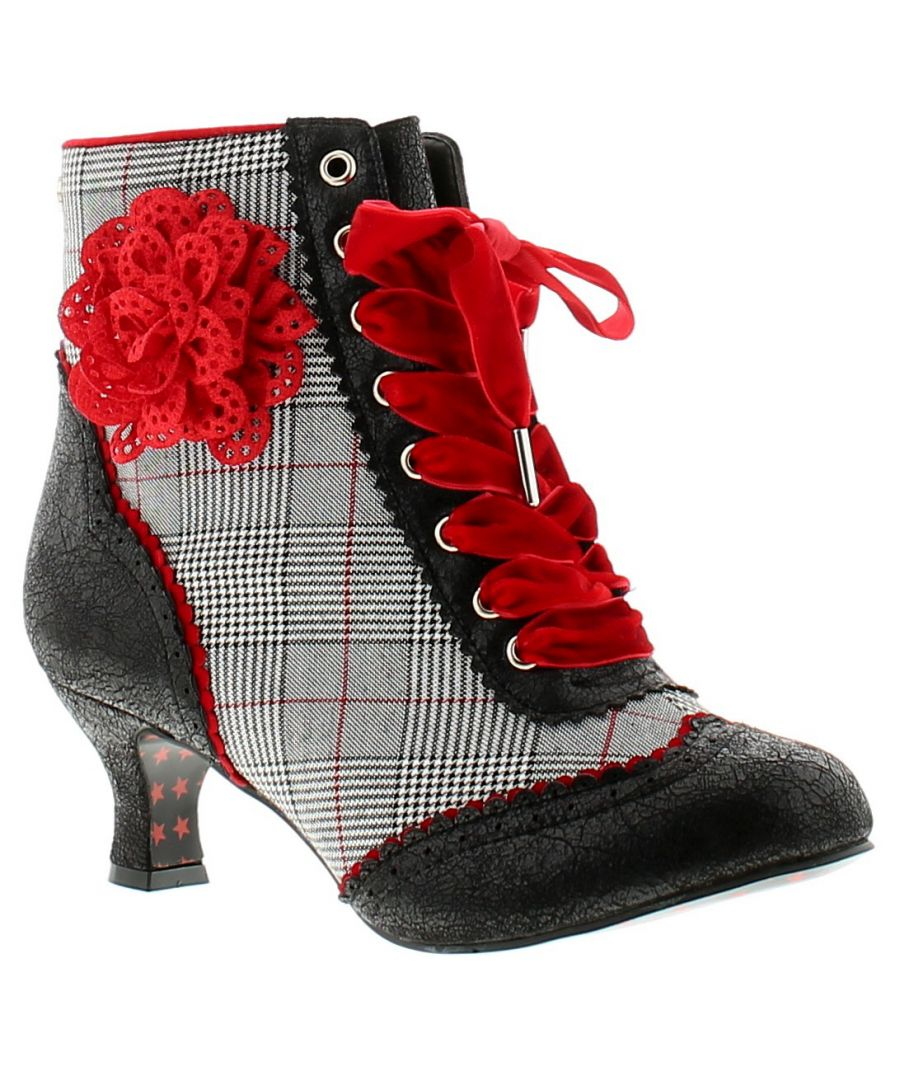 Image for Joe Browns Couture wanda womens ladies ankle boots
