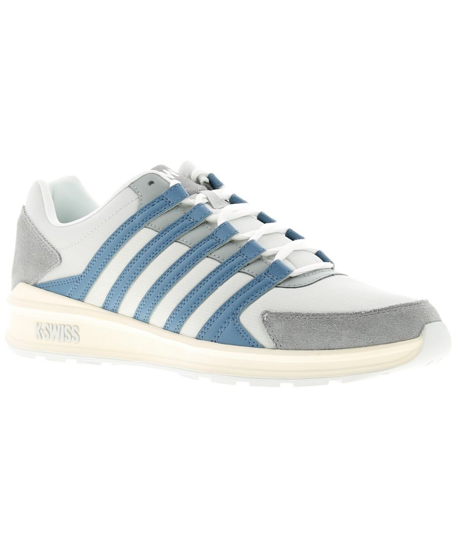 Image for Mens K-Swiss Vista Trainer T With Leather And Suede Upper