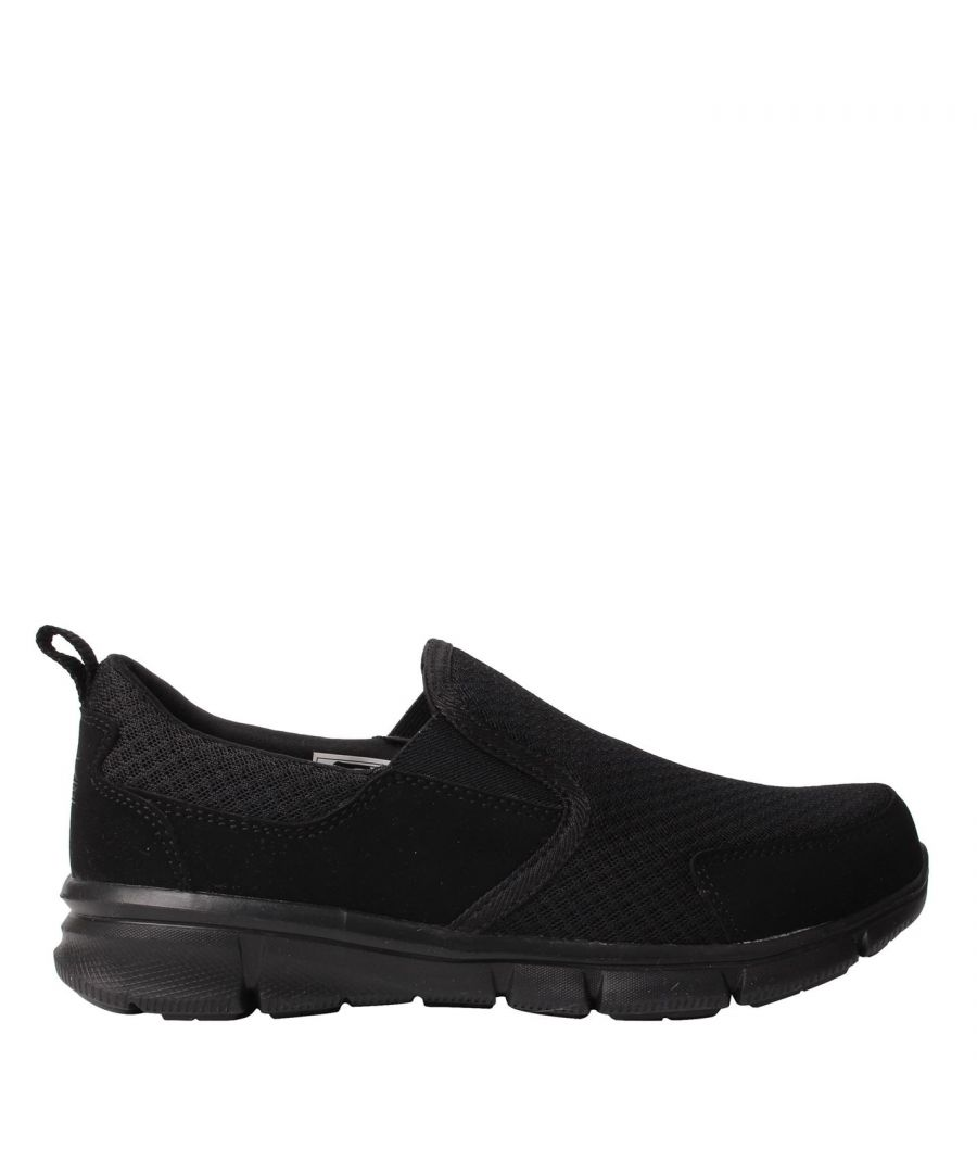 Image for Slazenger Boys Zeal Slip On Trainers Sneakers Sports Shoes Juniors Lightweight