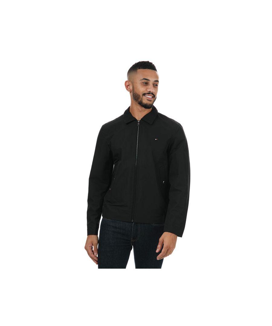 Image for Men's Tommy Hilfiger Collard Ivy Jacket in Black