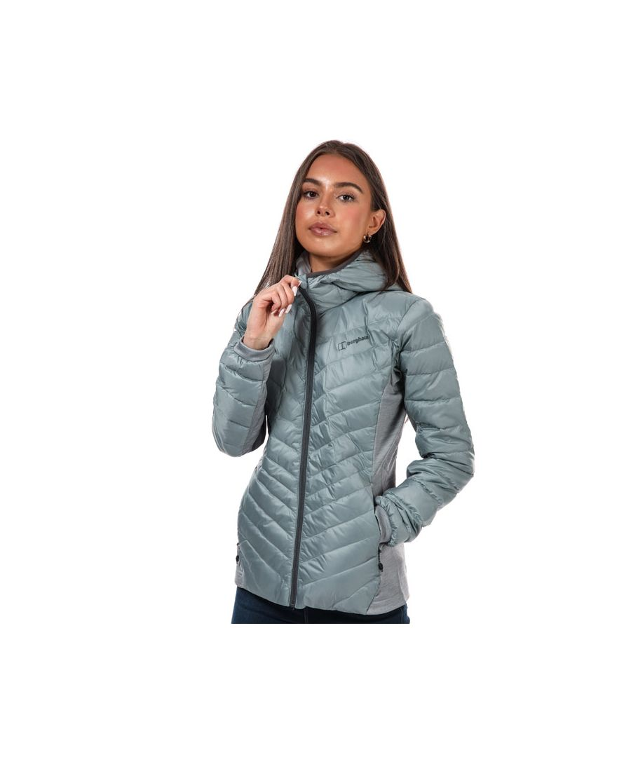Image for Women's Berghaus Tephra Stretch Jacket in Grey