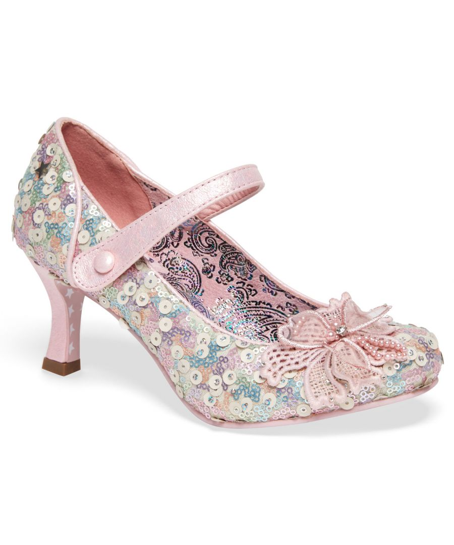 Image for Joe Browns Couture Katherina Womens Occasion Shoes Pastels/Multi
