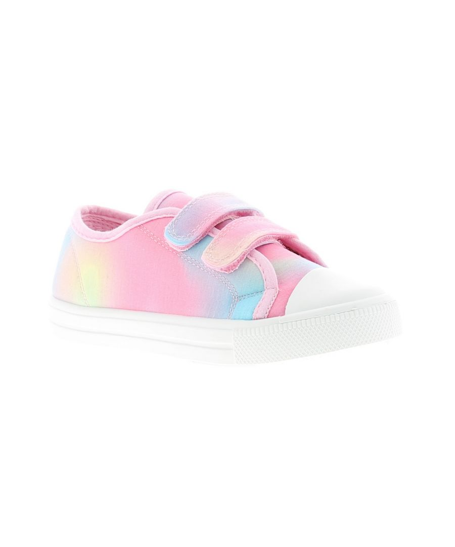 Image for Princess Stardust Cherub Younger Girls Canvas Shoes 6-12