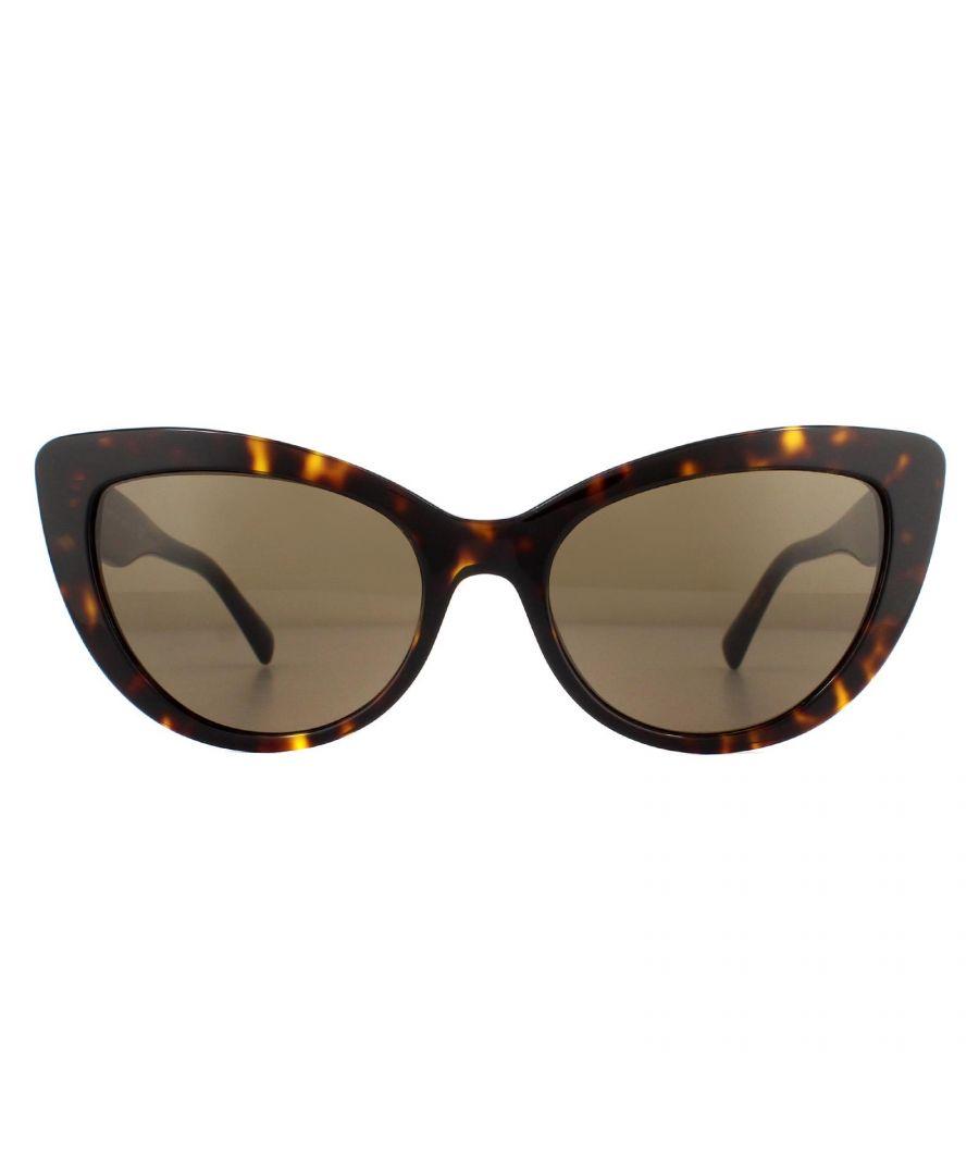 Image for Versace Sunglasses VE4388 108/73 Havana Dark Brown