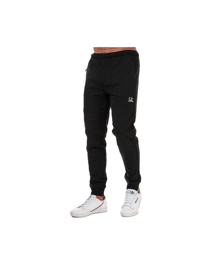 Image for Men's C.P. Company Jog Pants in Black