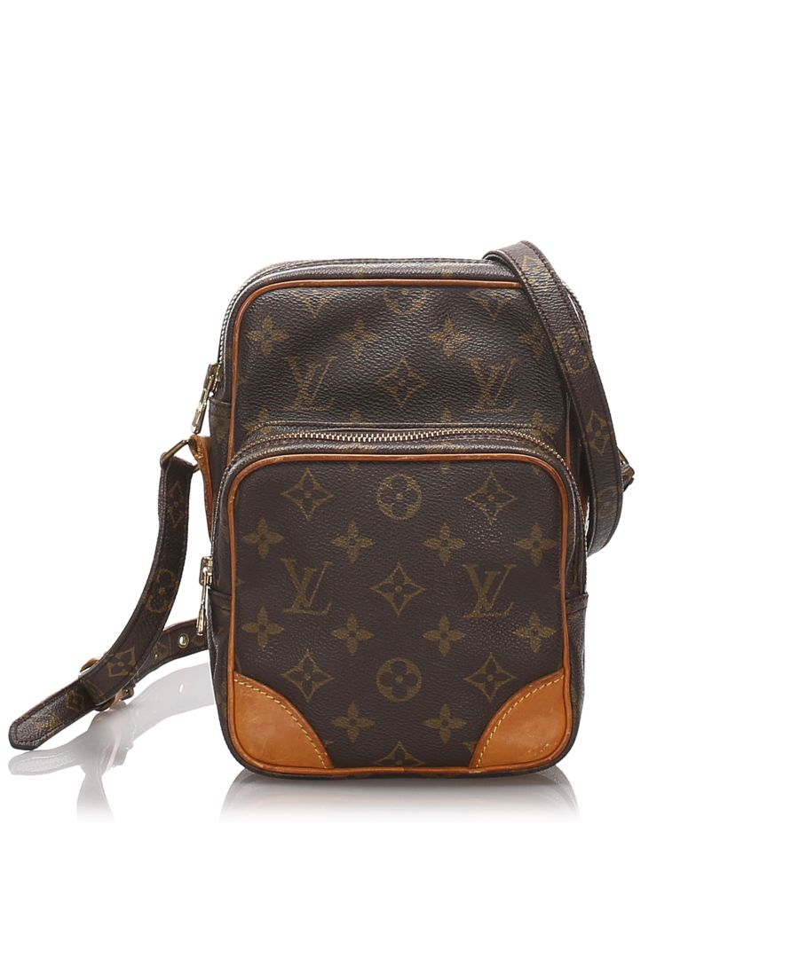 Image for Louis Vuitton Monogram Amazone Brown