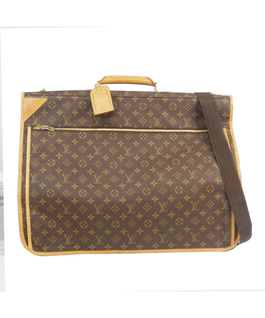 Image for Vintage Louis Vuitton Monogram Portable Cabine Brown