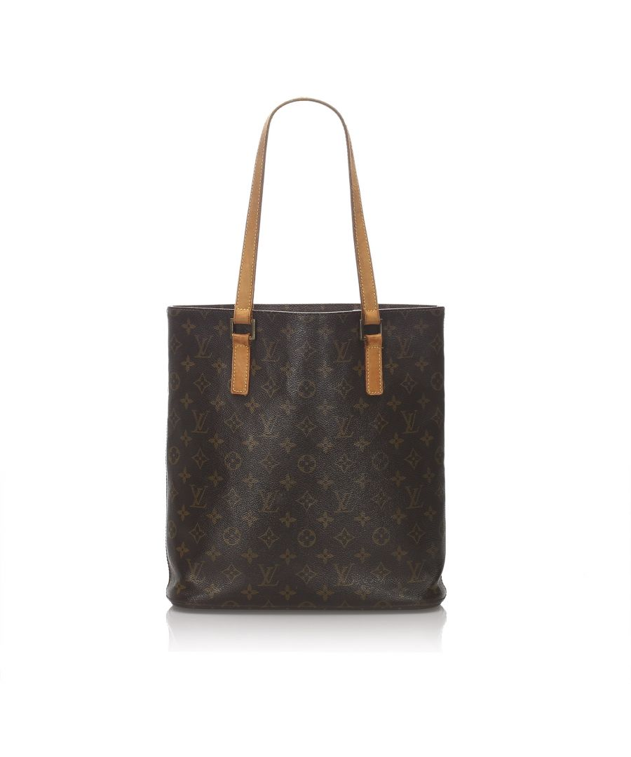 Image for Vintage Louis Vuitton Monogram Vavin GM Brown