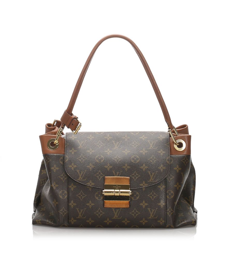Image for Vintage Louis Vuitton Monogram Olympe Brown