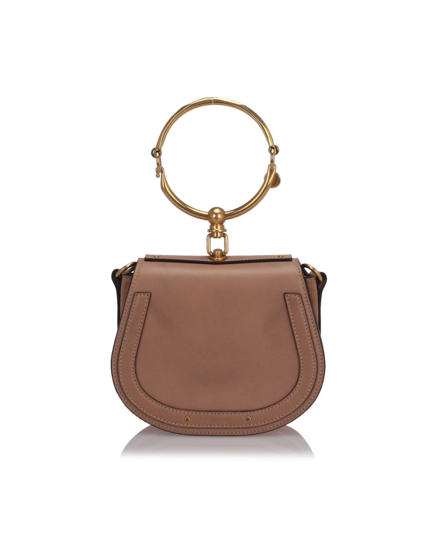 Image for Chloe Small Nile Crossbody Bag Pink
