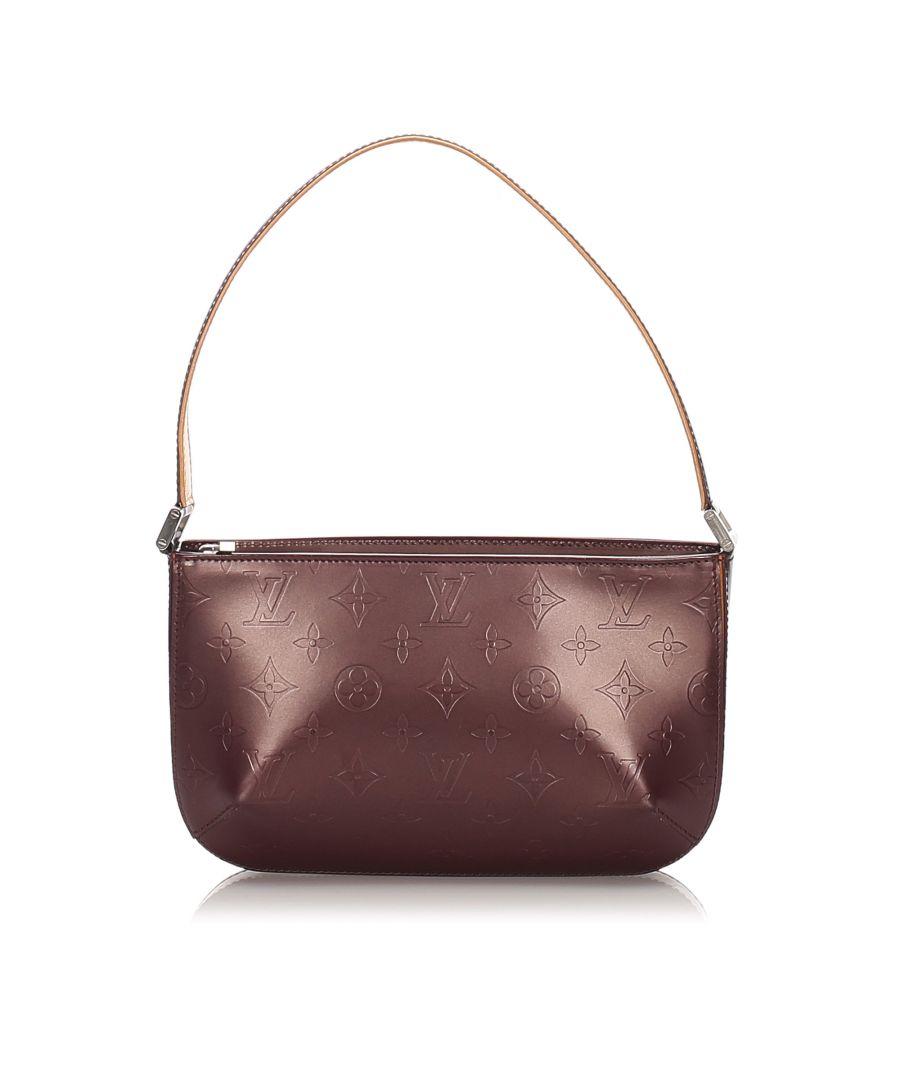 Image for Louis Vuitton Monogram Mat Fowler Purple