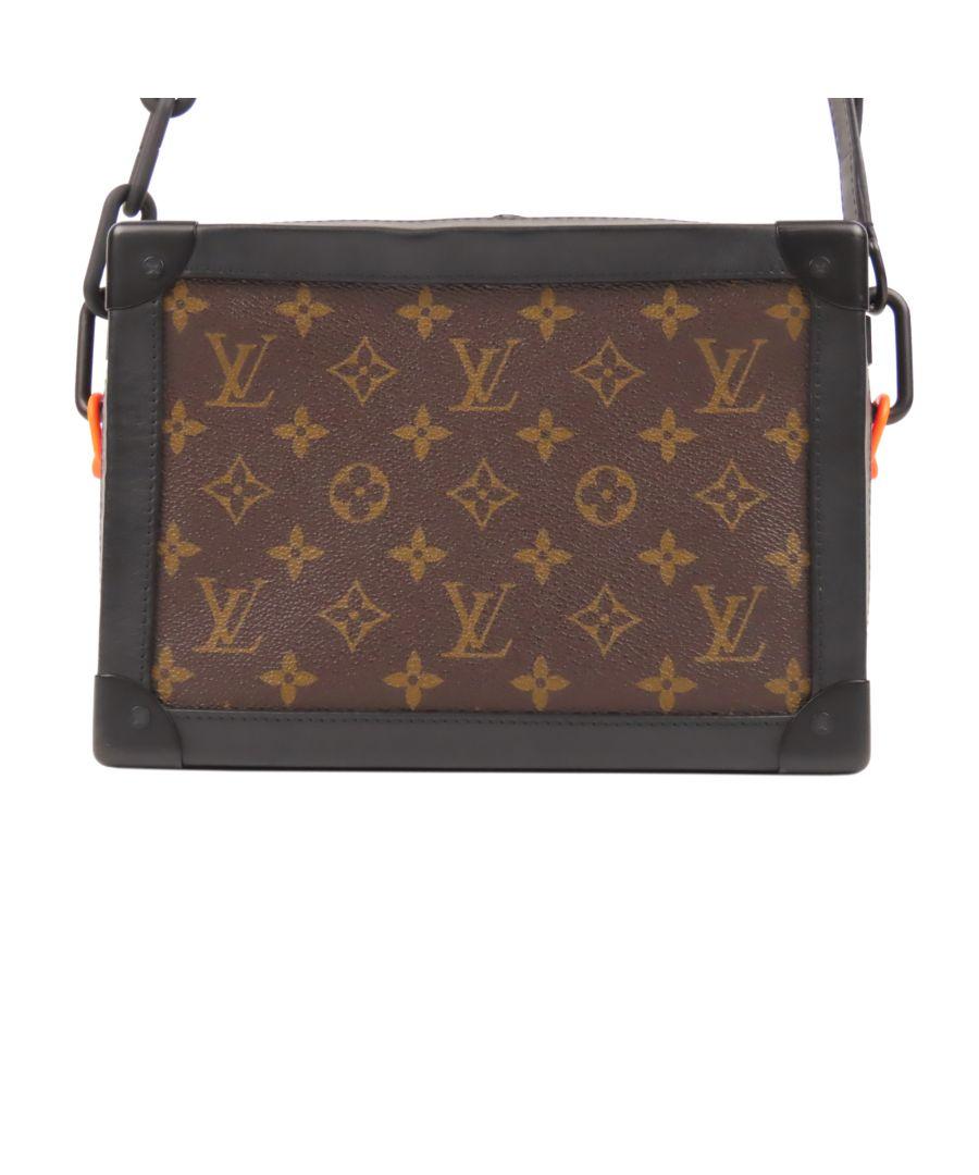 Image for Vintage Louis Vuitton Monogram Soft Trunk Brown