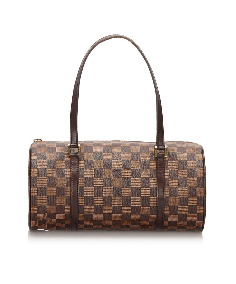 Image for Louis Vuitton Damier Ebene Papillon 30 Brown