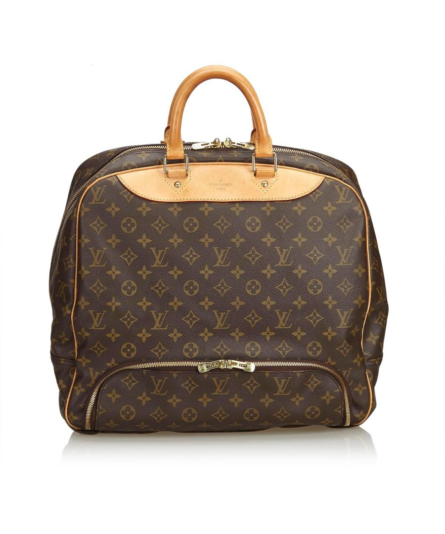 Image for Vintage Louis Vuitton Monogram Canvas Evasion Brown