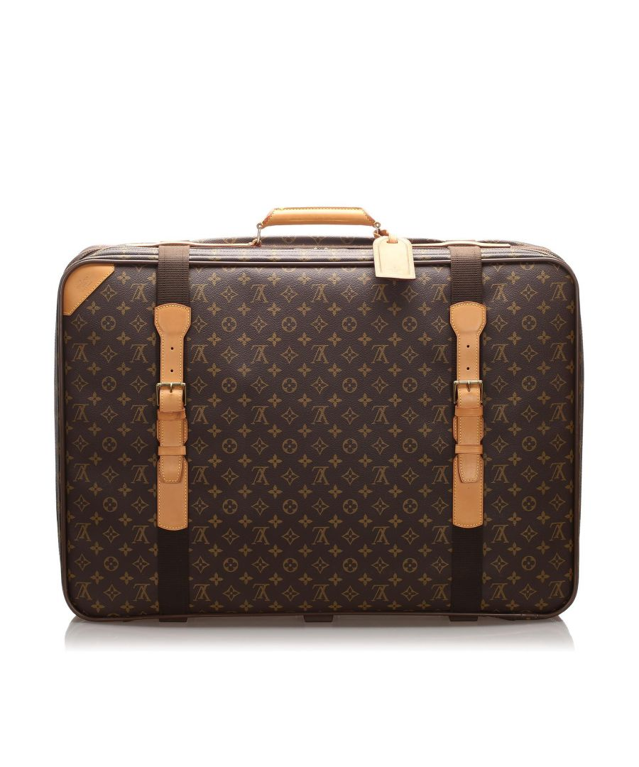 Image for Vintage Louis Vuitton Monogram Satellite 70 Brown