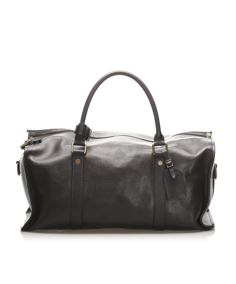 Image for Vintage Louis Vuitton Utah Commanche Brown
