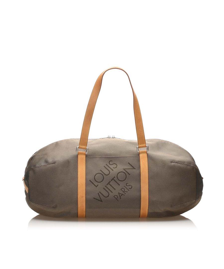 Image for Vintage Louis Vuitton Damier Geant Attaquant Brown