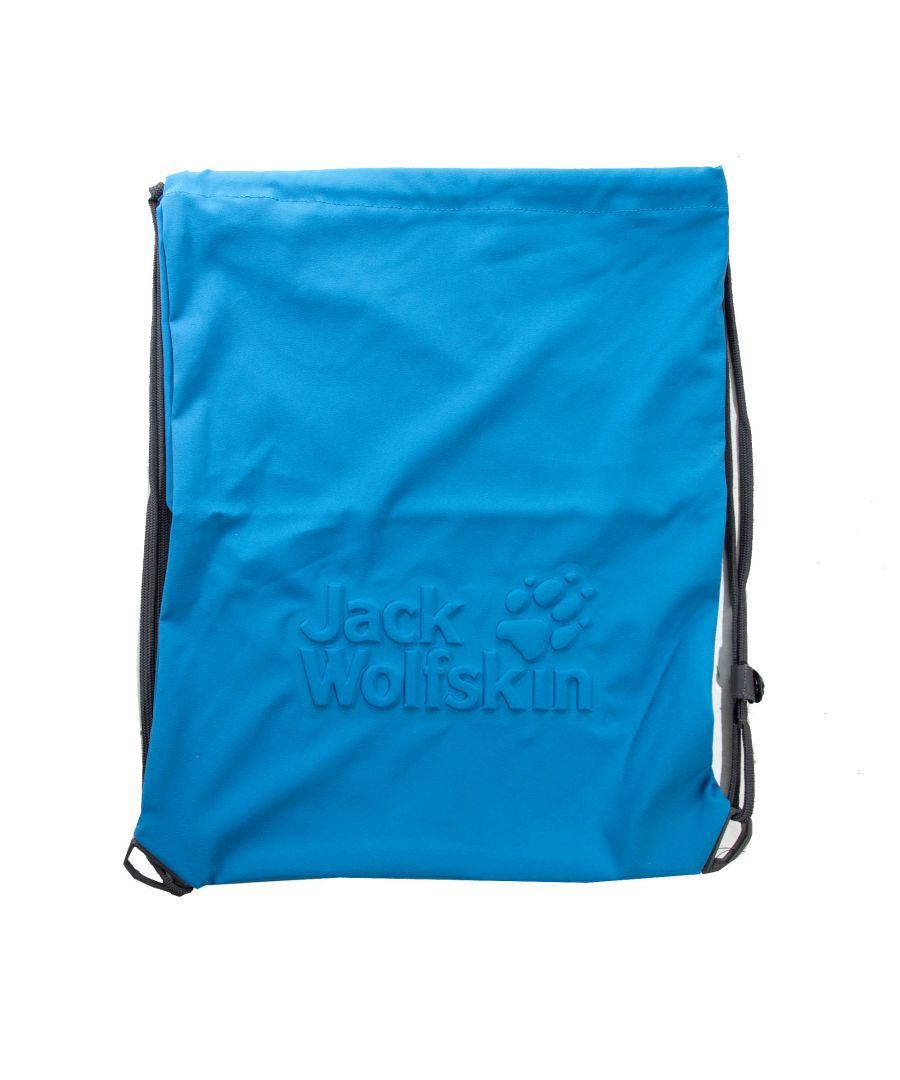 Image for Jack Wolfskin Back Spin Logo Gymsack