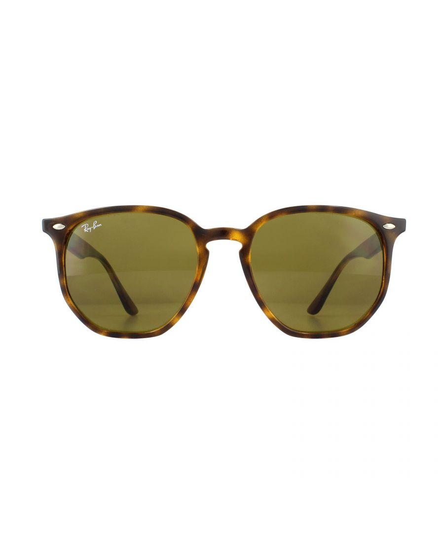 Image for Ray-Ban Sunglasses RB4306 710/73 Havana Brown B-15