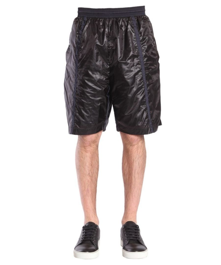 Image for DIESEL BLACK GOLD MEN'S 00SYBSBG52W900A BLACK POLYESTER SHORTS