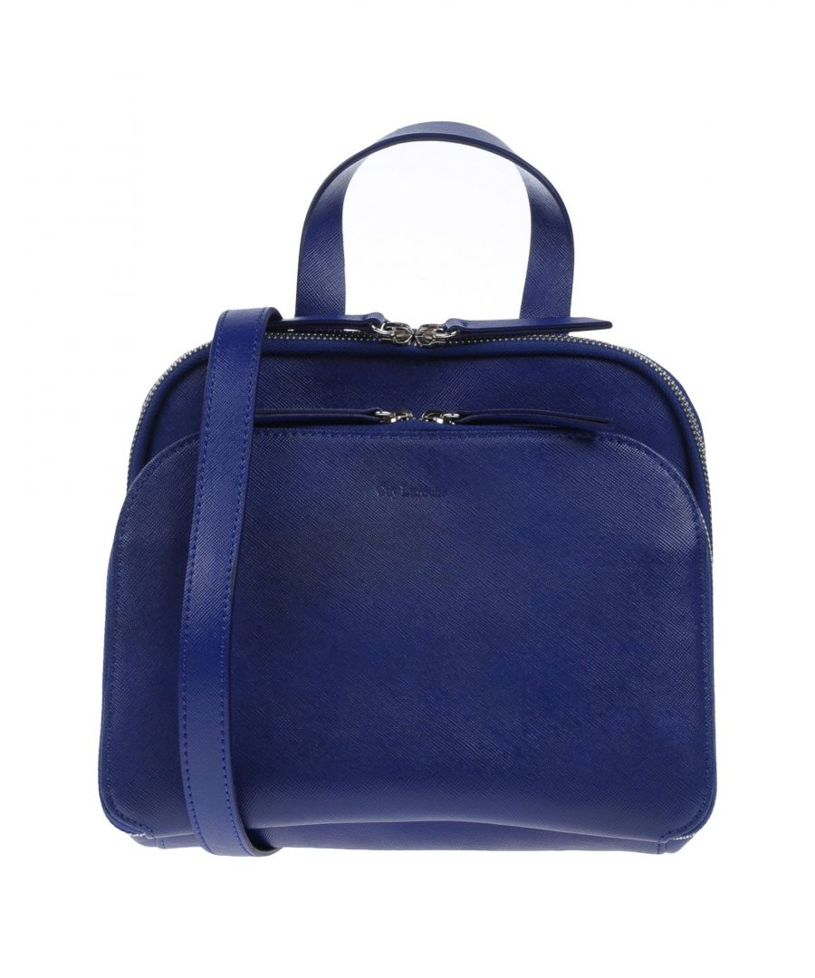 Image for Guy Laroche Printed Leather Shopper Bag