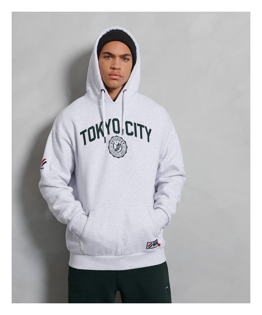 Image for Superdry City College Box Hoodie