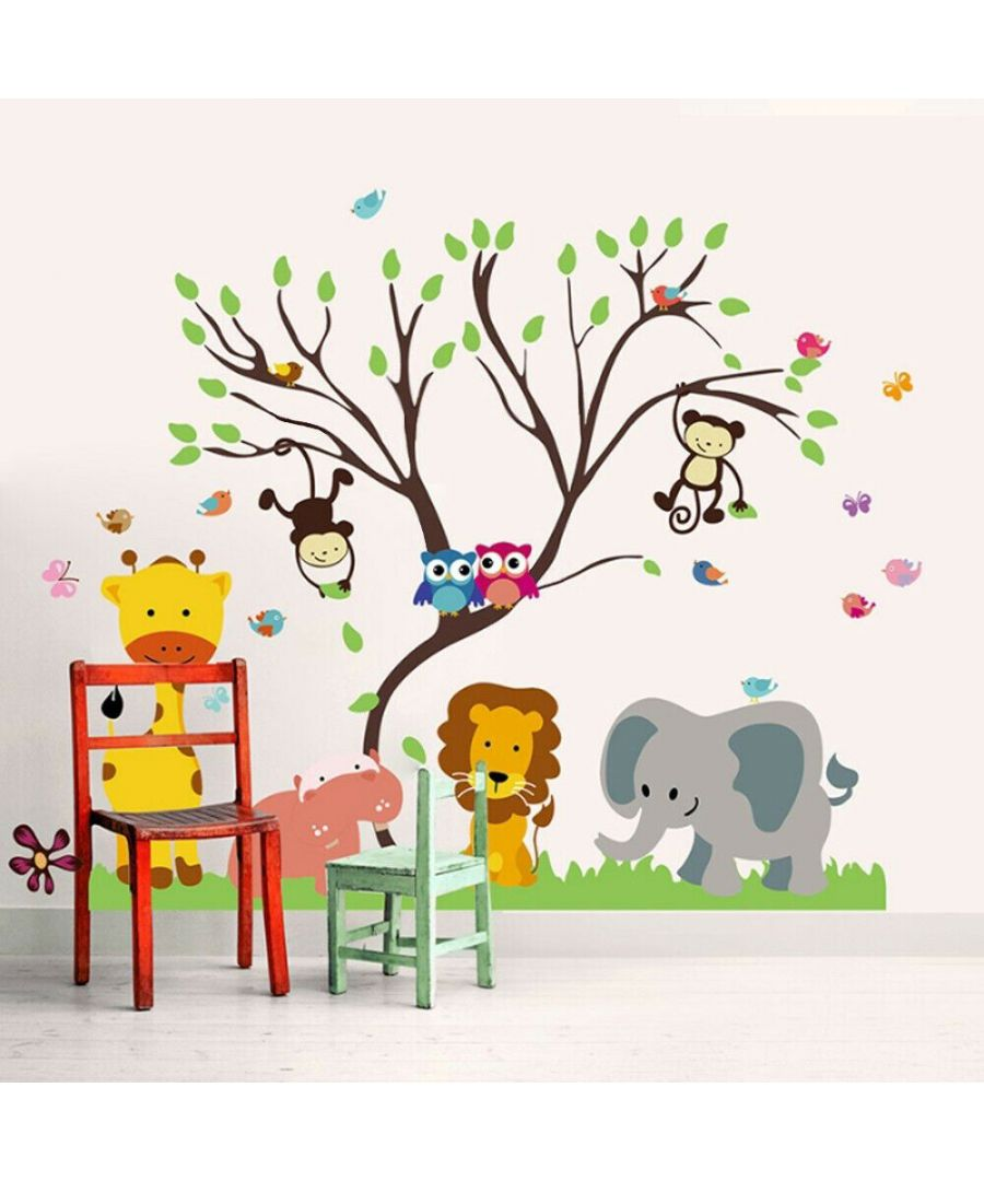 Image for Wall Art -Monkey Animal Forest Tree