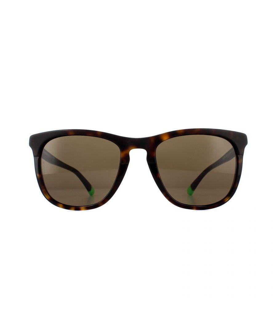 Image for Emporio Armani Sunglasses EA4105 508973 Matte Havana Brown