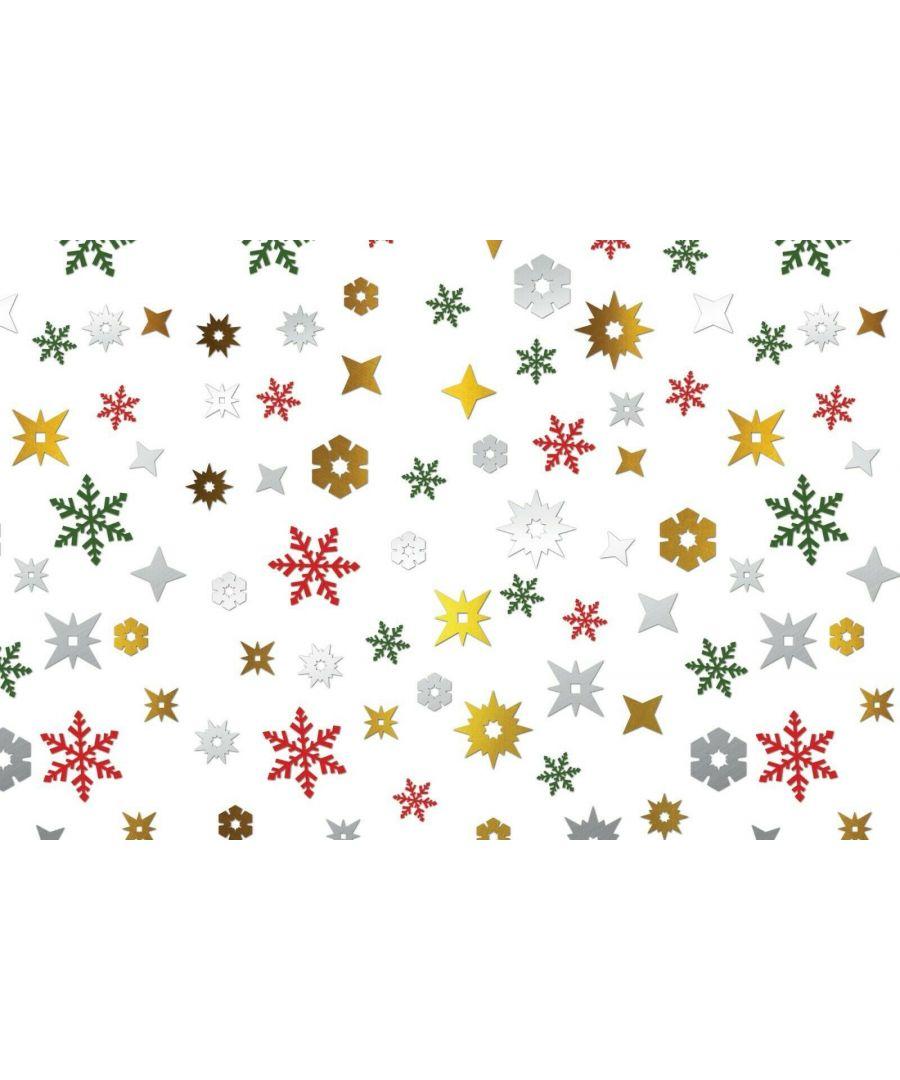 Image for WS33252628 - Magic Christmas Snowflakes WS3325 + WS3326 + WS3328